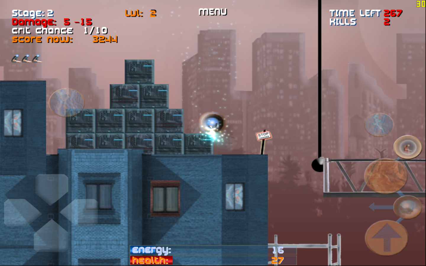 Alien Ball - Invasion 2014 - screenshot