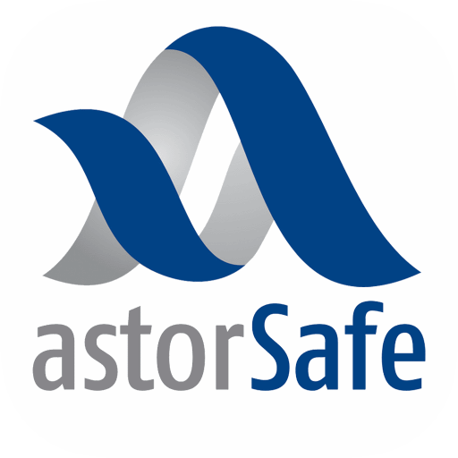 astorSafe LOGO-APP點子