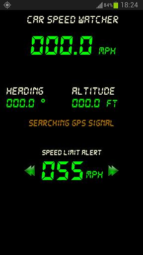 Car Speed Watcher