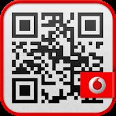 Vodafone QR čtečka