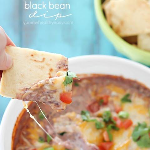 10 Best Black Bean Dip Sour Cream Recipes | Yummly