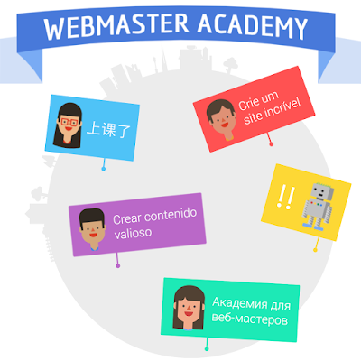 Webmaster Academy international logo