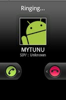 Screenshot of Mytunu