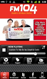 Dublin's FM104- screenshot thumbnail