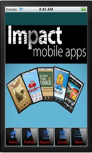 Impact Mobile Apps - screenshot thumbnail