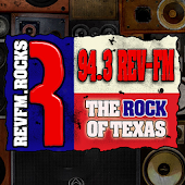 94.3 Rev-FM, The Rock of Texas