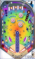 Screenshot of Word Pinball