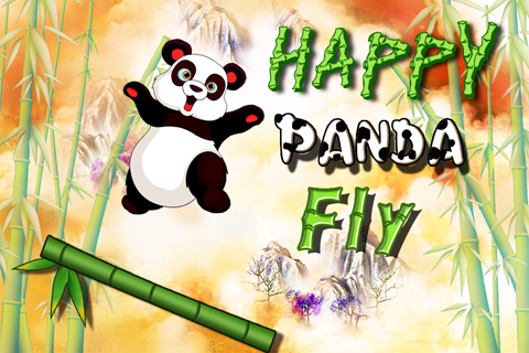 Happy Panda Fly - Fruit Hunt
