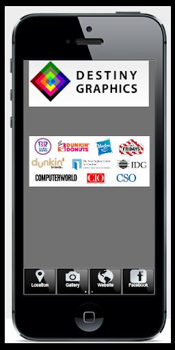 【免費通訊App】Destiny Graphics-APP點子