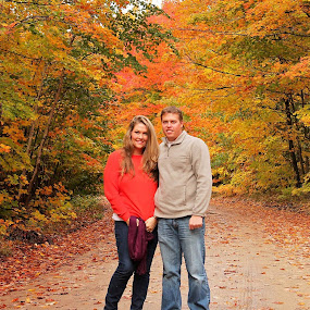 The U.P. Michigan by Elizabeth Haag - People Couples (  )