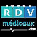 RDVmedicaux: prise RDV Docteur icon