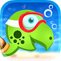 Turtle Quest - Clumsy Turtle icon