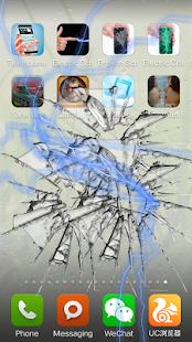 玩免費娛樂APP|下載Electric Crack Screen app不用錢|硬是要APP