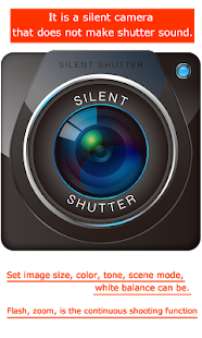 Silent Shutter- screenshot thumbnail
