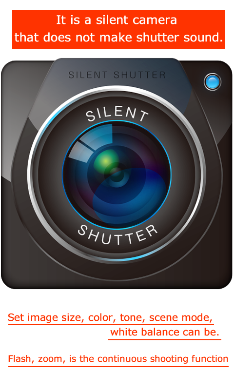 Silent Shutter - screenshot