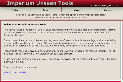 Imperium Unseen Tools
