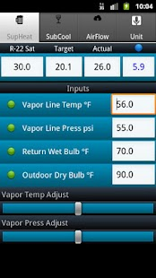 HVAC Buddy® screenshot for Android