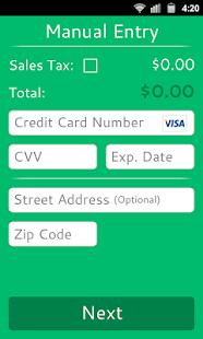 Credit Card Reader - náhled