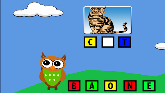 Learn ABC with Professor Hoot- screenshot thumbnail