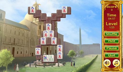 Ancient Rome Mahjong Free