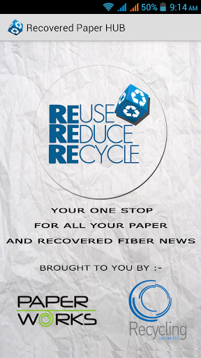 Recovered Paper HUB