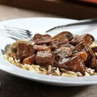 Beef Bourguignonne