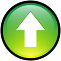 Apk Uploader for root icon