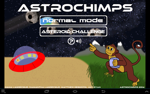 Astrochimps