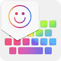 Emoji Keyboard -color,emoticon icon