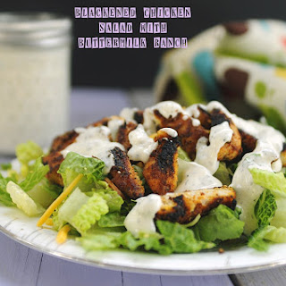 Blackened Chicken Salad