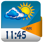 World Weather Clock Widget 1.5 Apk
