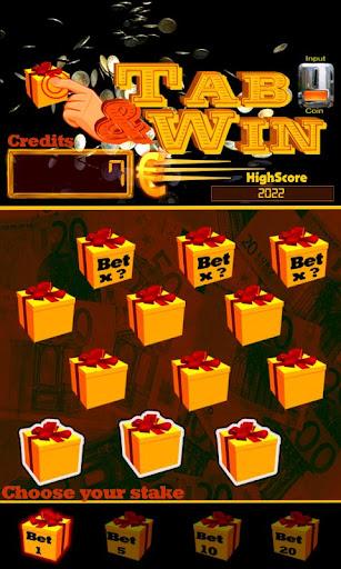 Tab鍵和Win賭場遊戲