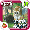 Hidden Jr FREE Habitat Spy icon