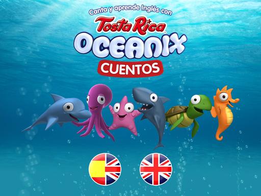 Oceanix. Cuentos en Inglés 1