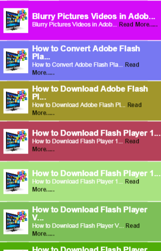 flashplayerforonlinevideos
