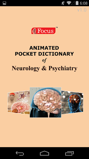 Neurology Psychiatry - Dict