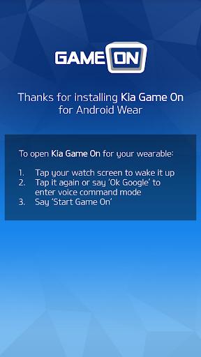 Kia Game On Tennis Wearable