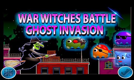 WAR WITCHES BATTLE