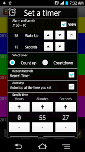 Multi Stopwatch & Timer  free screenshot 3