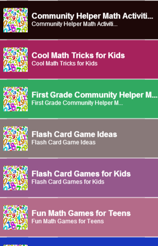 【免費書籍App】Math Tricks-APP點子