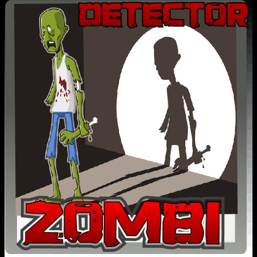 detector huella zombi broma LOGO-APP點子