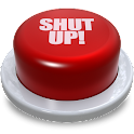 Shut Up Button! logo