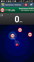 Screenshot of Speed Camera Detector Free