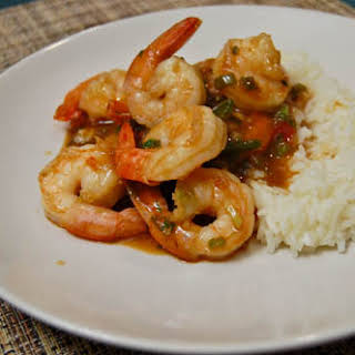 Chili Shrimp.