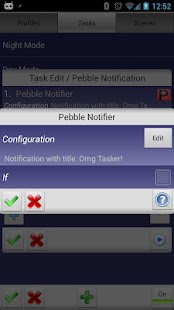 Pebble Notifier – Miniaturansicht des Screenshots