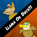 Llama Or Duck?! icon