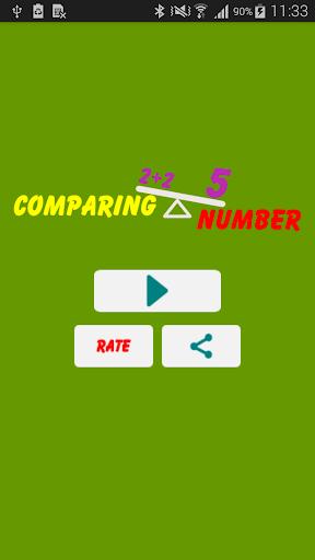 Comparing Number