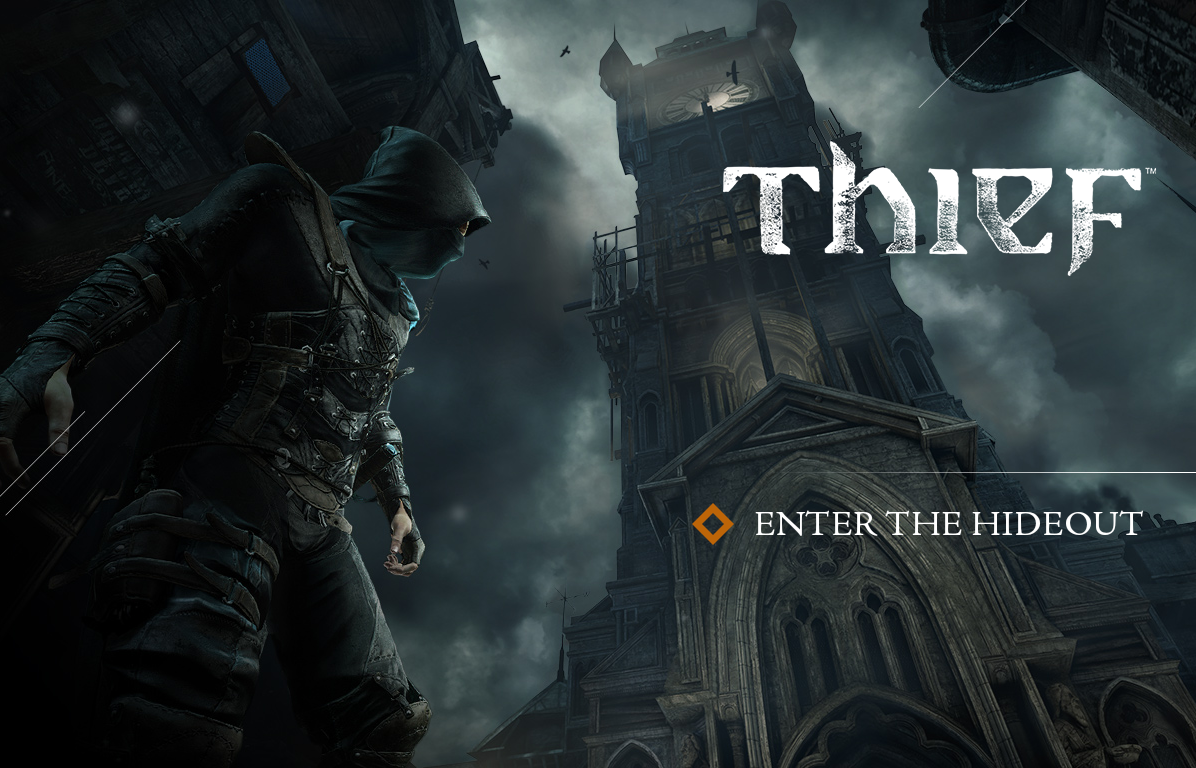 Thief™ Companion Free- screenshot