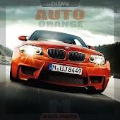 Тема eXPERIAnZ - Auto Orange