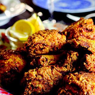 Fried Chicken Masala.